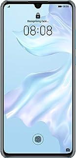 Huawei P30 Dual SIM - 128GB, 8GB RAM, 4G LTE, Breathing Crystal