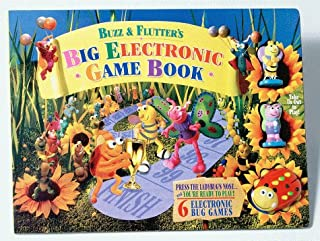 Buzz & Flutter's Big Electronic Game Book : Big Electronic Game Books (Readers Digest Young Families)
