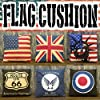 アメリカン フラッグ クッション (UK FLAG) ユニオンジャック 雑貨 イギリス 国旗