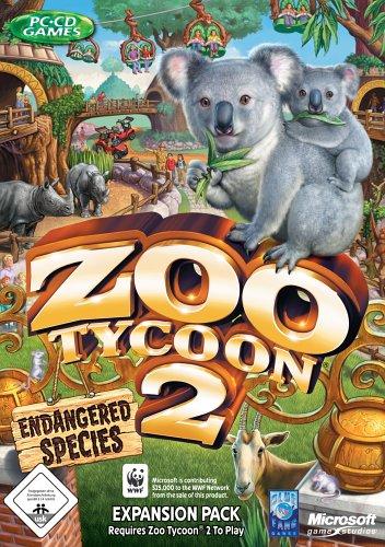 Zoo Tycoon 2: Endangered Species
