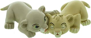 ukgiftstoreonline Disney Magical Moments Best Friends Simba & Nala - Figura Decorativa, en Caja