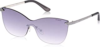 Guess Butterfly Women's Sunglasses - GU7549-135mm