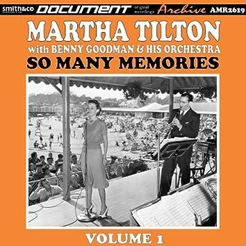 Volume 19: So Many Memories, Vol. 1