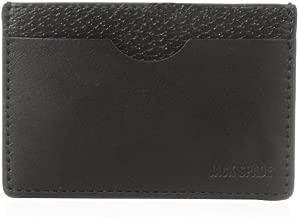 Jack Spade Men's Grant Leather Credit Card Holder