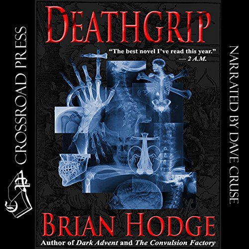 Deathgrip audiobook cover art