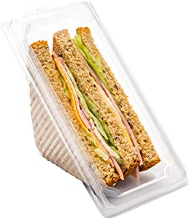 Best triangle sandwich container Reviews