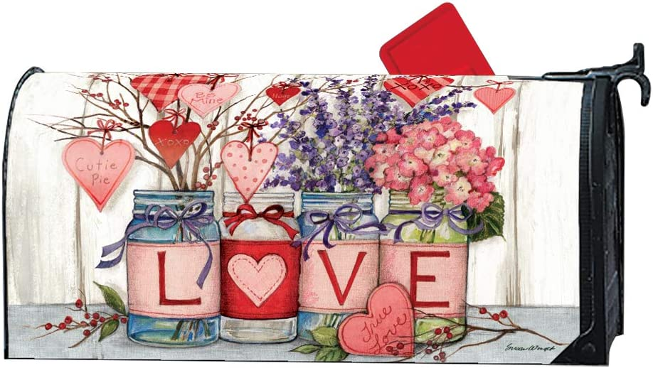 Studio M Sales results No. 1 Filled New life with Love Spring Day Decorative Mail Valentine's