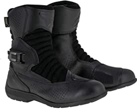 Alpinestars Multiair XCR Gore-Tex Men's Street Motorcycle Boots (Black, EU Size 46)