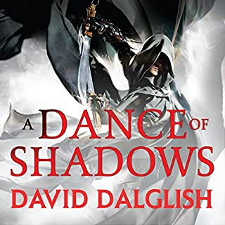 A Dance of Shadows cover art
