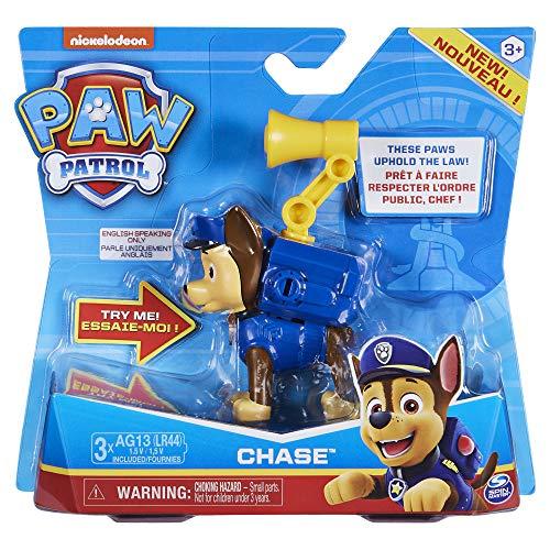 Bizak Paw Patrol 61928601 Figurina di Mighty Pups Chase