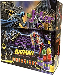 DC Comics Chess Set