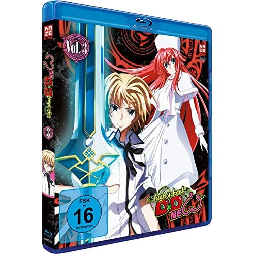 Highschool DXD New (2.Staffel) - Vol. 3