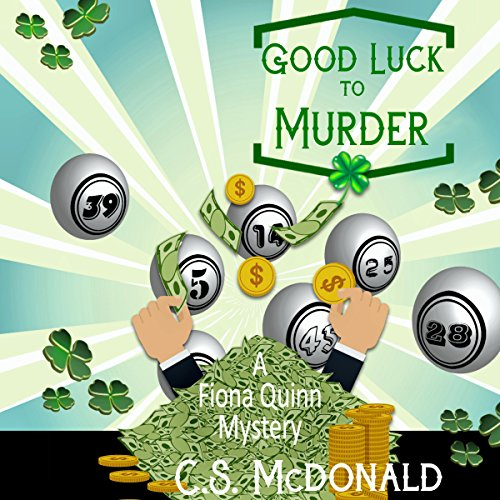 Couverture de Good Luck to Murder