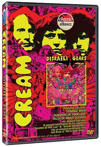 Classic Albums: Cream - Disraeli Gears (Dol)【DVD】 [並行輸入品]