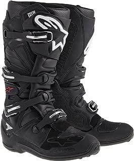 Alpinestars Tech-7 Boots (9) (Black)