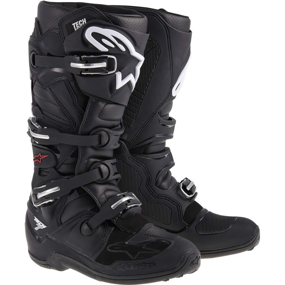 Alpinestars 2018 Tech 7 Boots Black