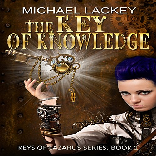 The Key of Knowledge audiobook cover art