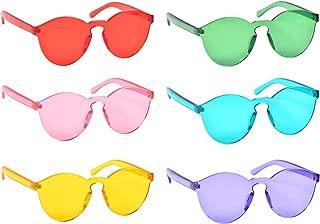Best semi rimless round sunglasses Reviews