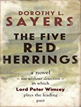 Five Red Herrings: Peter Wimsey Series, Book 7 (English Edition)