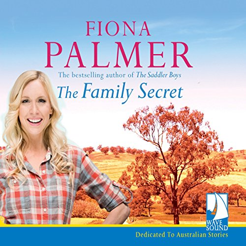 The Family Secret audiobook cover art