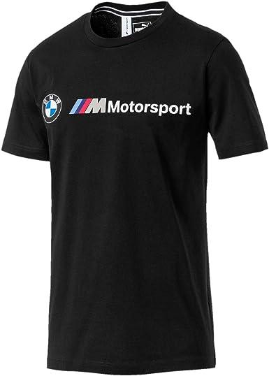 PUMA BMW MMS Logo tee Camiseta Hombre
