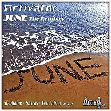June (The Remixes)