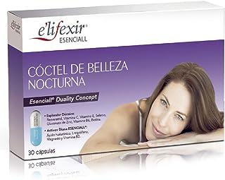 Elifexir | Cóctel Belleza Nocturna | Nutricosmética Rejuvenecedora Antiedad | 30Caps