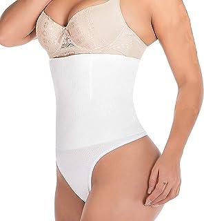 Panie bez szwu wysokiej talii biodra biodro kształtowanie spodni do ciała, majtki stringi i ubrania kształtowania ciała, W...
