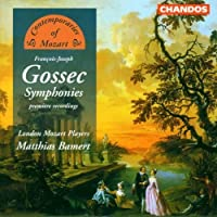 Gossec: Symphonies (1999-05-18)