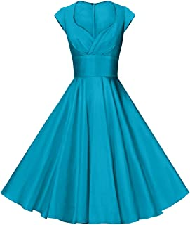 Best turquoise cocktail dress Reviews