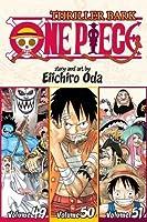 One Piece (Omnibus Edition), Vol. 17: Includes vols. 49, 50 & 51 (17)