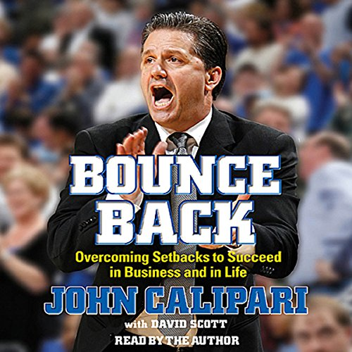 Bounce Back Audiobook By John Calipari cover art