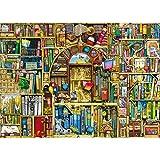 Ravensburger - La Biblioteca extraña 2, Puzzle de 1000 Piezas (19314...