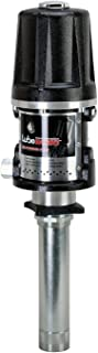 Lubeworks Heavy Duty Air Operated Oil Transfer Pump and Control Valve (5:1 Oil Pump)