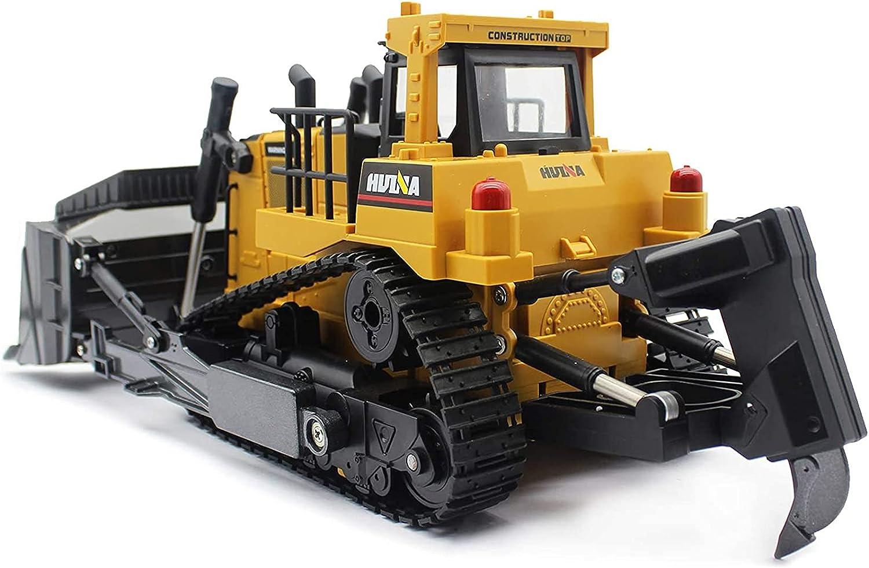 ZHILEBAN Bulldozer Remote Control Toy