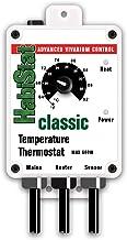 HabiStat - Termostato de temperatura (600 W), color blanco