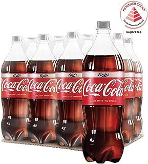 Coca-Cola Light Case, 1.5L, (Pack of 12)