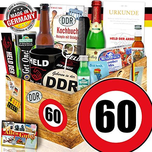 DDR Geburtstagsgeschenk / Geschenk Männer / Geburtstag 60 / Geschenke Mann