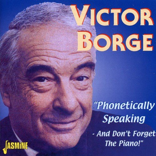 Phonetically Speaking - And Don't Forget The Piano!