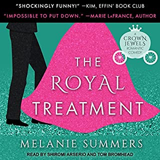 Couverture de The Royal Treatment