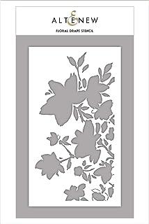 Altenew Floral Drape Stencil