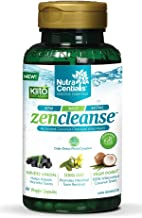 NUVOCARE Zencleanse with Activated Charcoal, 60 CT