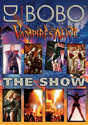 DJ Bobo - Vampires Alive/The Show (+ CD) [2 DVDs]