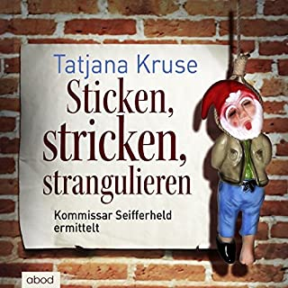 Sticken, stricken, strangulieren Titelbild