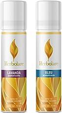 Paquete relajante Lavanda y Blue 70 ml aceites para aromatizar en spray.