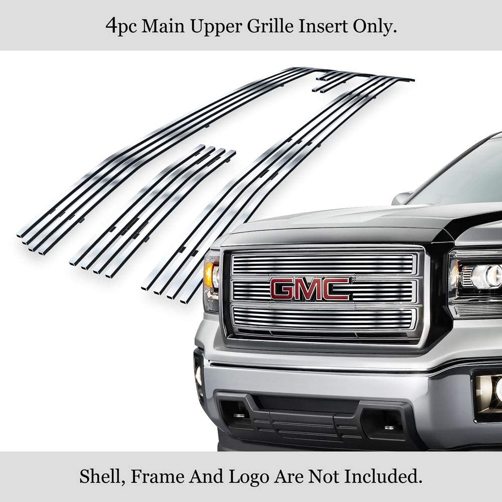 APS Compatible with Mail order cheap 2014-2015 GMC Reg Stainles Popular products Model 1500 Sierra