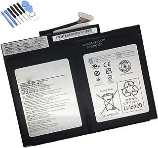 電池ACERノートパソコンバッテリー Acer Aspire Switch Alpha 12 SA5-27 SWITCH 5 SW512 SWITCH 7 SW71 SA5-271 対応PCバッテリー ACER AP16B4J 交換用のバッテリ...