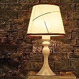 zhenao Lámpara de escritorio de lectura, lámpara de mesa para dormitorio de estudiantes, sala de estar moderna, lámpara de noche para dormitorio, lámpara LED, lámpara de estudio ocu