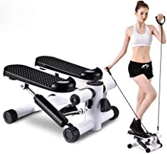 LIANG Fitness Stair Stepper for Women and Man,Mini Stepper Fitness Cardio Exercise Trainer,Height Adjustable StepperTwisti...