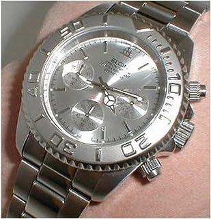 エルジン ELGIN クロノグラフ 腕時計 FK1120S-N [並行輸入品]